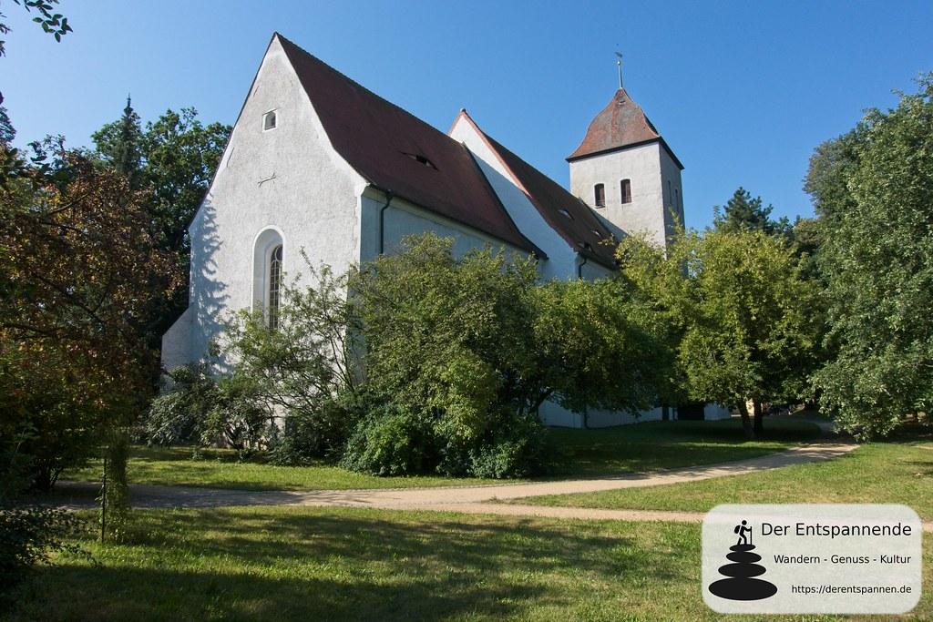 Evangelische Kirche St. Johannes in Reichenbach/OL