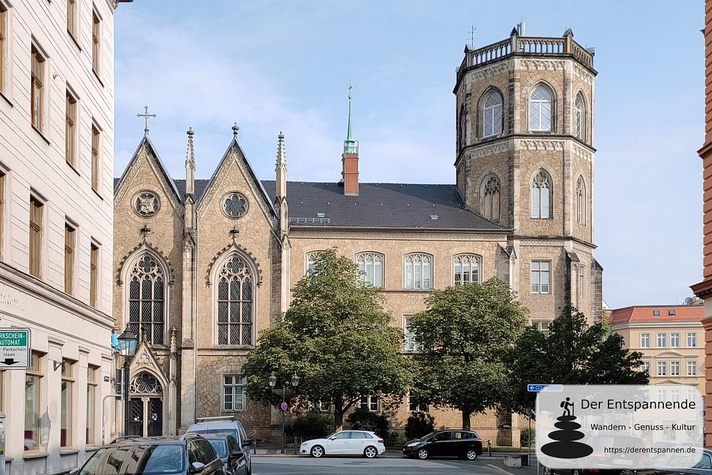 Augustum-Annen-Gymnasium (Standort ehemaliges Franziskanerkloster)