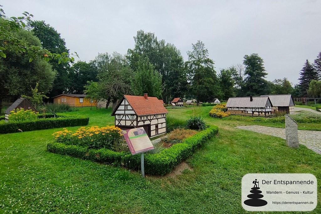 Umgebindehaus-Park Cunewalde