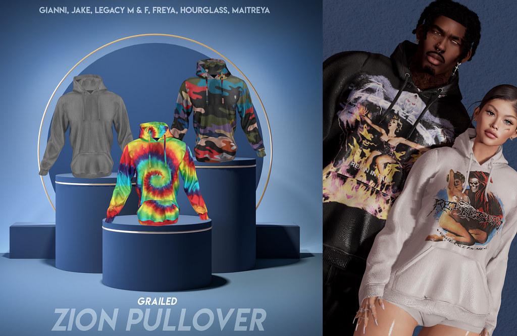 Zion Pullover