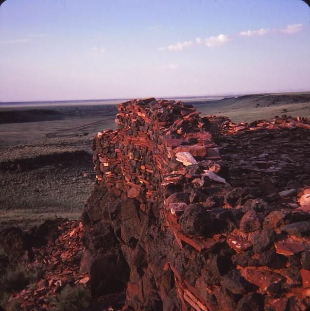 Wupatki National Monument - The Citadel