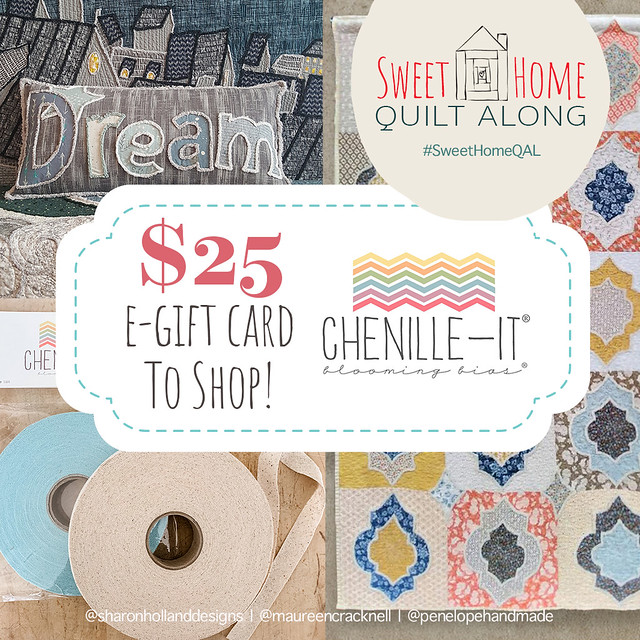 Chenille-It GIVEAWAY