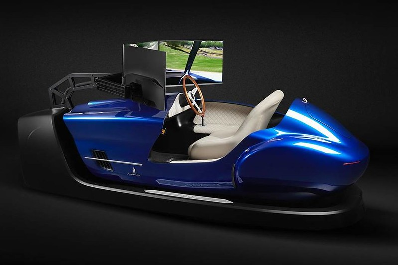 eClassic driving simulator