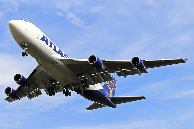 Atlas Air Boeing 747-47UF N492MC RMS 16-09-20