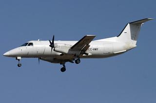 EC-HMY. EMB-120F. Swiftair. PMI.