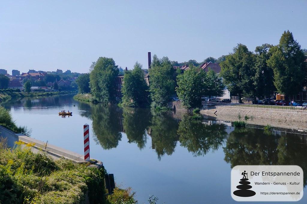 Grenzfluss Lausitzer Neiße (Görlitz)