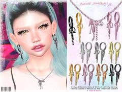 [ bubble ] Haneul Jewellry Set