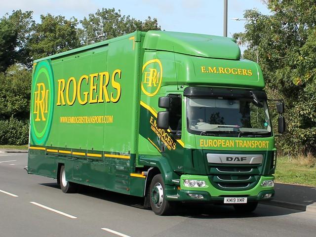 KM19 XMR - EM Rogers