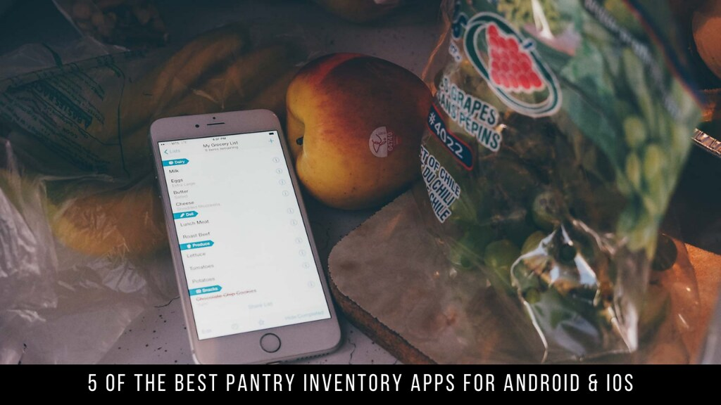 5 Of The Best Pantry Inventory Apps For Android & iOS
