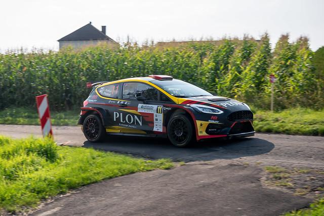Rajd Śląska 2020 - Ford Fiesta Rally2