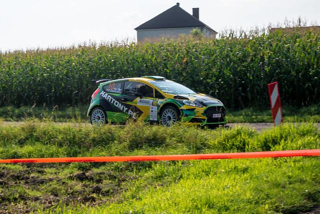 Rajd Śląska 2020 - Ford Fiesta R5