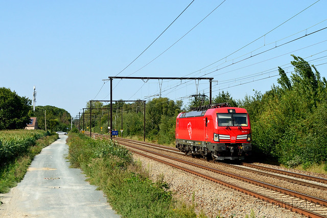 DB Cargo 193 341 Hever