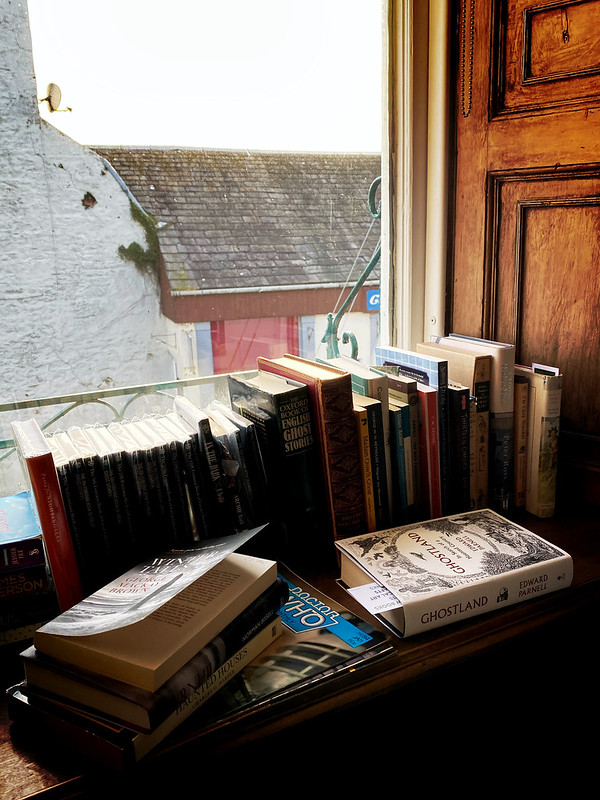 Our little Library in Wigtown