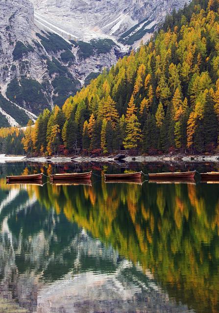 Stunning reflections