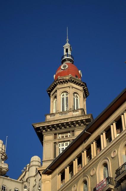 Cúpulas de Buenos Aires.