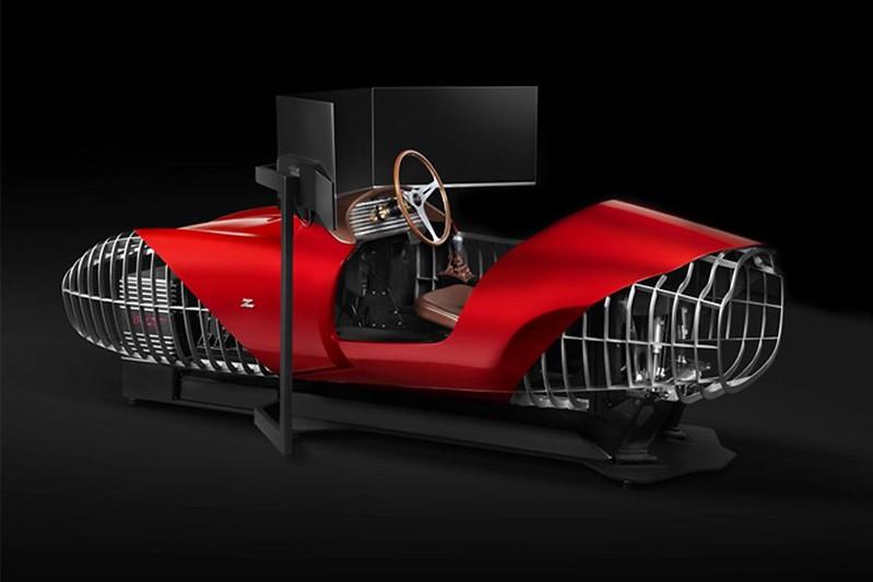 The Classic Car Trust driving Simulator