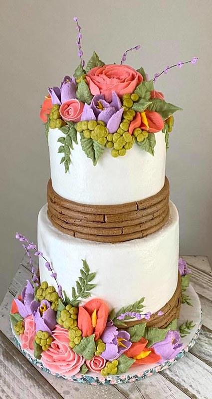 Cake by Zoumou's Cakery