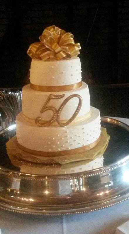 Cake by Ladybug's Bakery & Deli