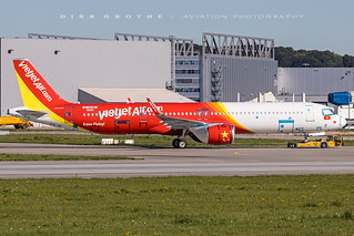 Vietjetair_A321N_VN-A534_20200918_XFW | by Dirk Grothe | Aviation Photography