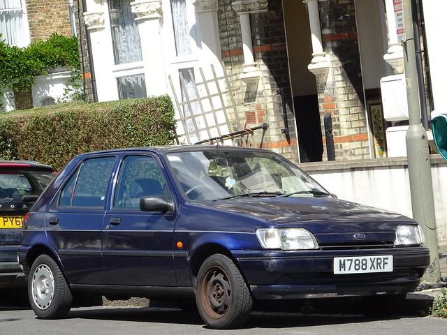 1995 Ford Fiesta 1.3 Finesse