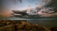 Bronte Harbour- sunset Explored 9/18