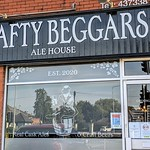 Crafty Beggars ale house in Fulwood, Preston