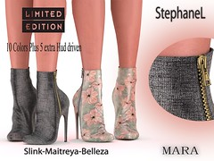 60L [StephaneL] MARA SHOES LIMITED EDITION FATPACK