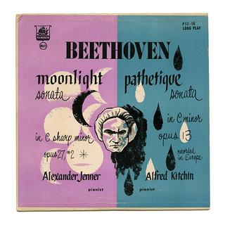 Moonlight Sonata / Pathetique Sonata