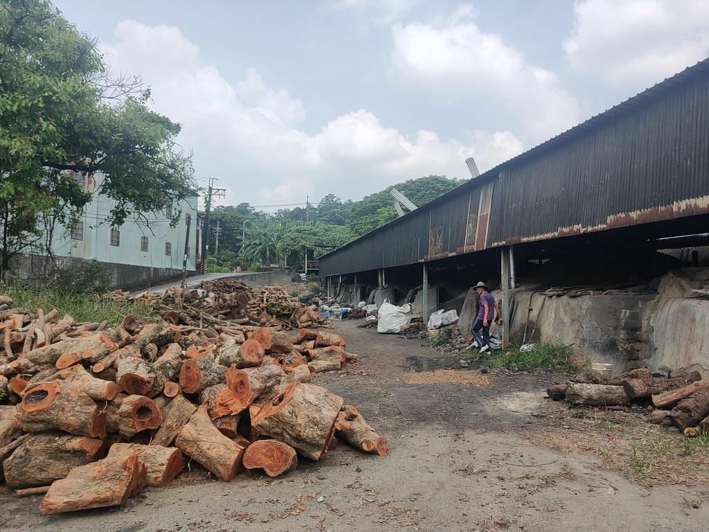 大樹木炭窯 (4)