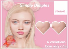 Simple Dimples for Energy Weekend!