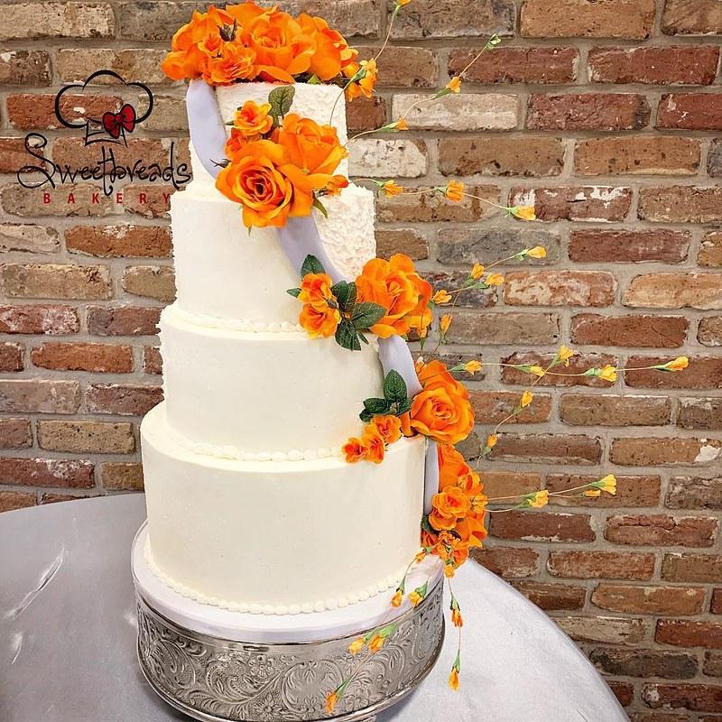 Cake by Sweetbreads Bakery, LLC