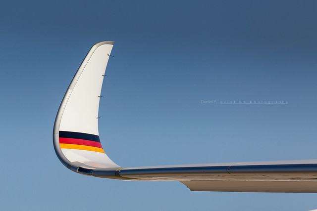 German Air Force Airbus A350-941 10+03 7958