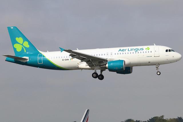 Aer Lingus EI-DVN DUB 16/09/20