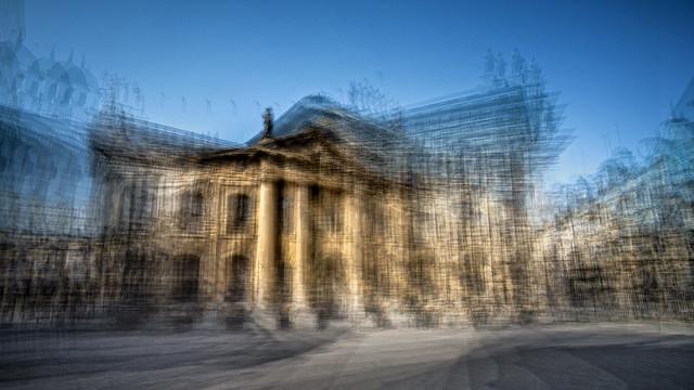 The Clarenden Building - Oxford