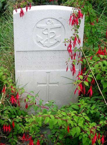War Grave, Hawarden