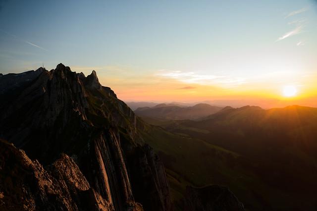 Appenzeller Sundown