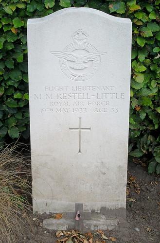 Not Quite a War Grave, Hawarden