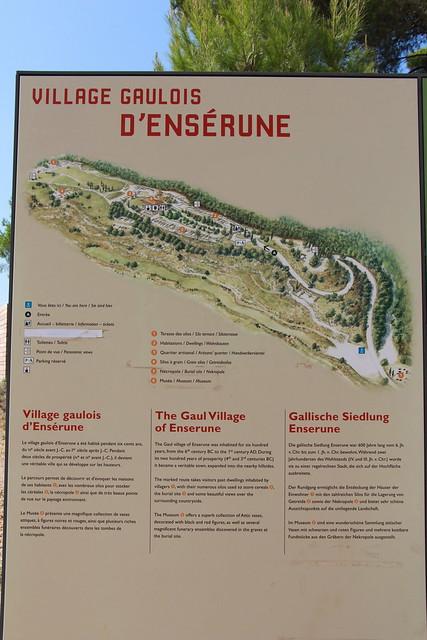 Oppidum of Enserune
