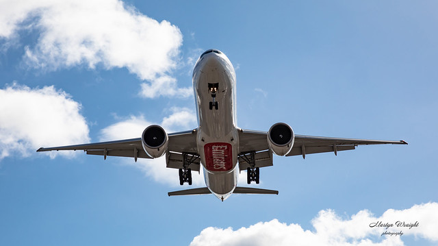 Emirates Airlines Boeing 777-300ER