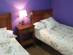 Habitación Independiente (Camas de 90 CM) . 4 PLZS