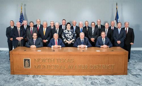 NTMWD Board of Directors (2019-2020)