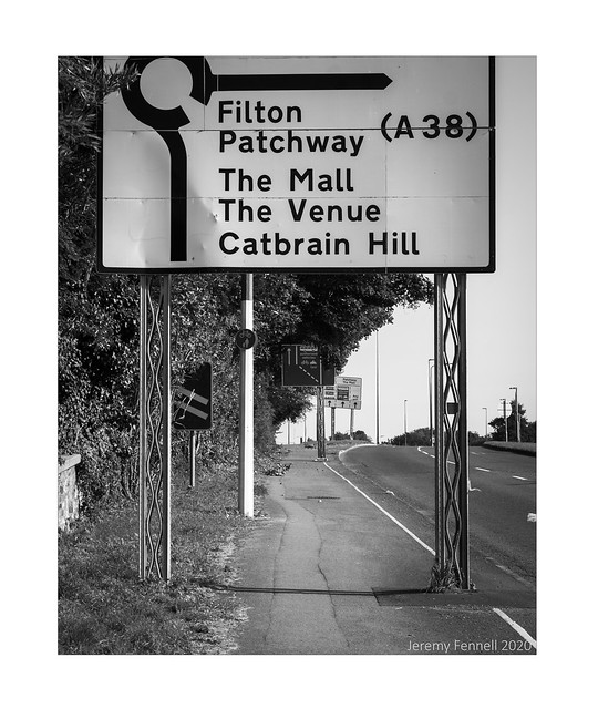 This way to Catbrain Hill