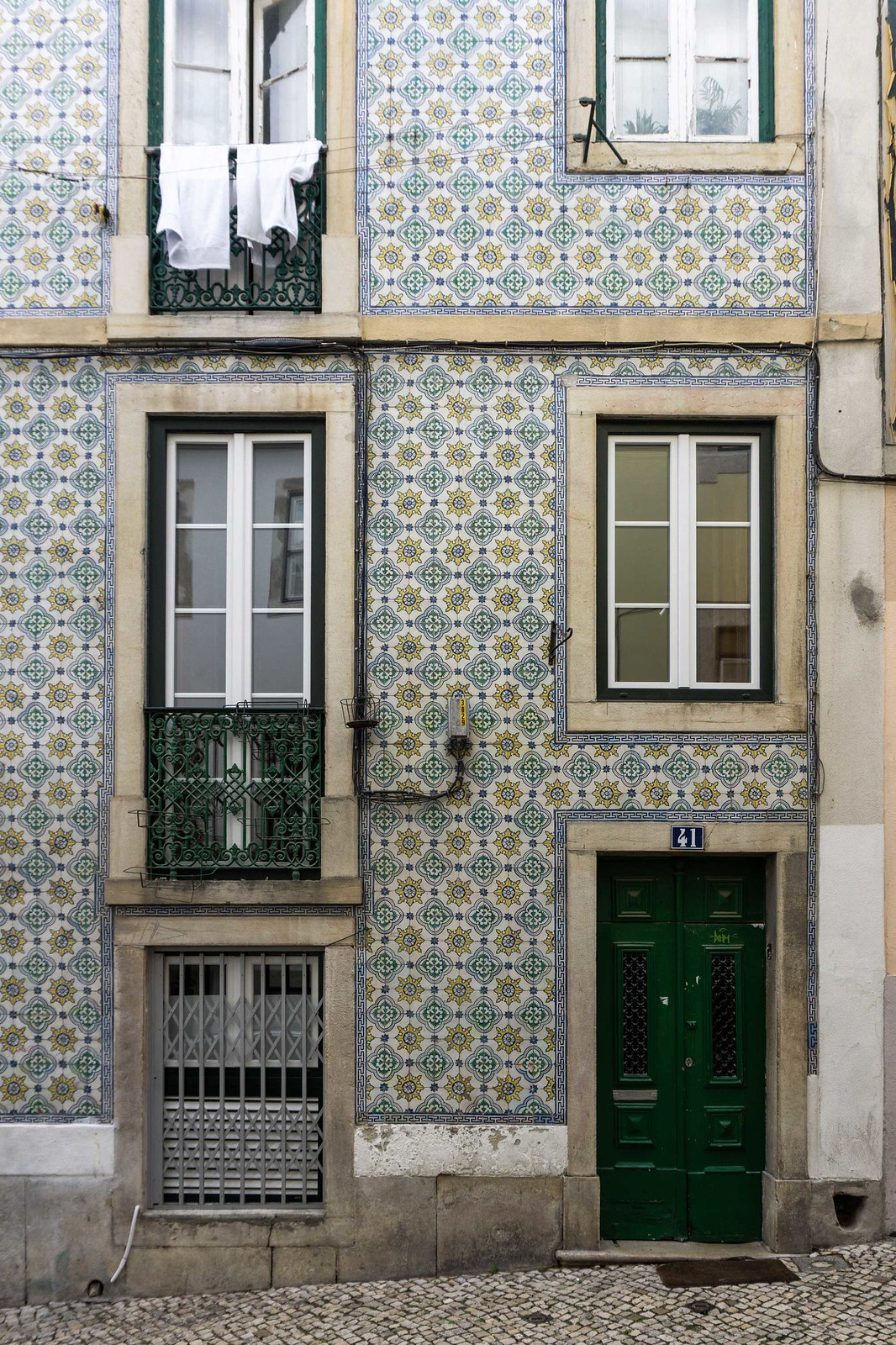 10 Places I Want to Travel After COVID-19 | Places to Travel after Lockdown is Over | Travel Aesthetic | Portuguese Aesthetic | Lisbon, Portugal |  Green Azulejo Tiles