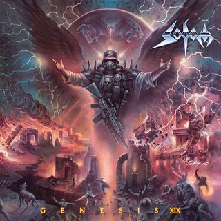 Album Review: Sodom - Genesis XIX