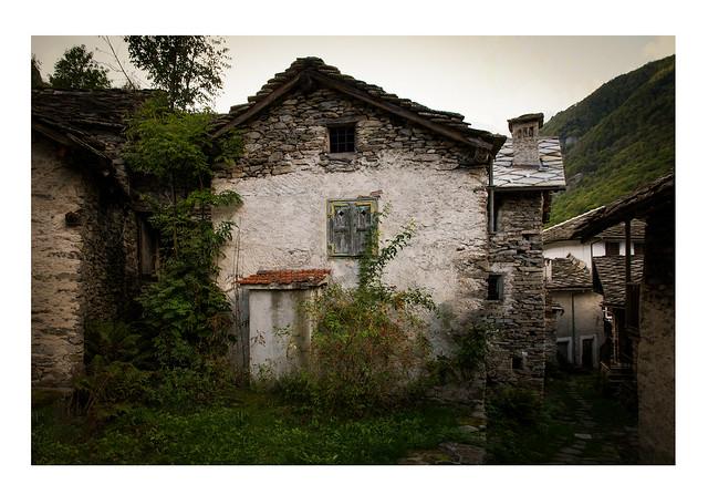 Scorci in Val Grande di Lanzo
