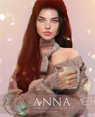 Ladybird. // Anna Shape for Catwa Majer Soft <3