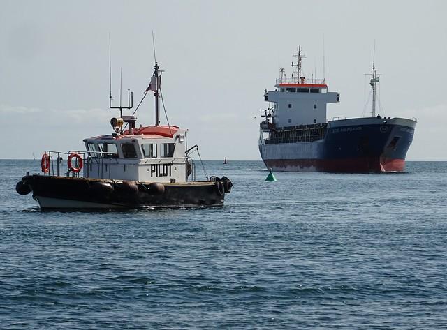 M.V.CELTIC AMBASSADOR (IMO: 9006370) AIS Vessel Type Cargo_Call Sign: 2HXM5 (MMSI: 235107439)  Charles M Willie & Co (Shipping) Ltd