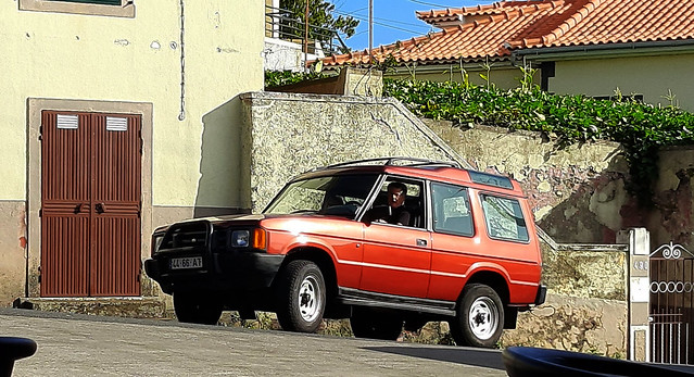 1992 Land Rover Discovery 1 200tdi