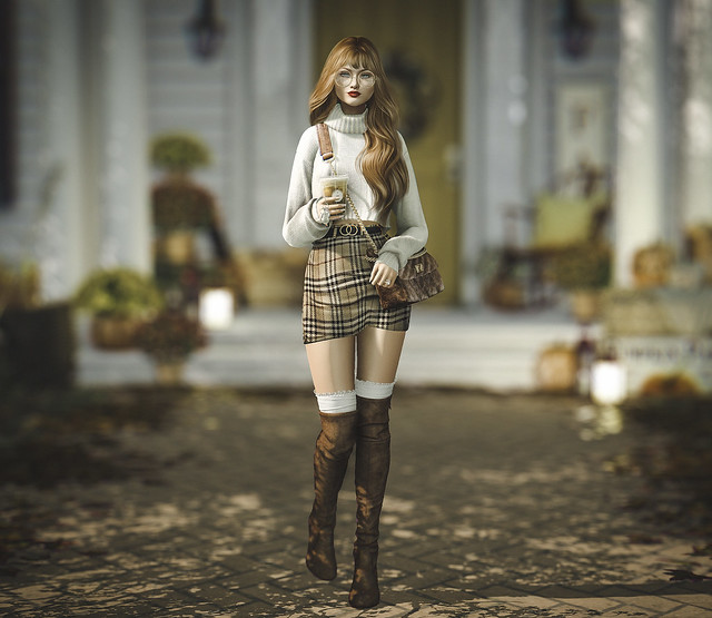 Autumn Lane 🍂