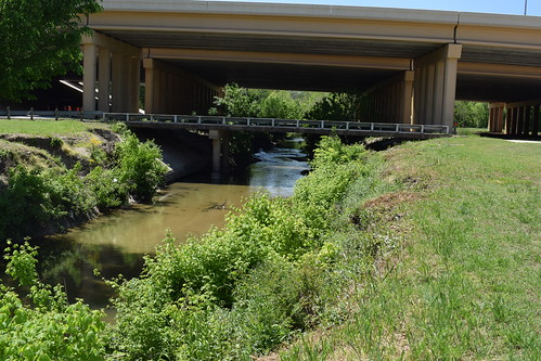 Wilson Creek in McKinney, Texas
